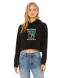 BELLA + CANVAS CROPPED HOODIE - CAN-WESTWOOD-B7502
