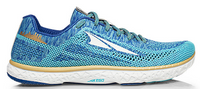 Altra Women's Boston Edition Escalante Racer - Blue/Gold (ALW1933B-993) Boston Marathon Boston SMU Boston Edition 2019
