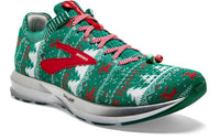 Brooks Men's Levitate 2 Ugly Sweater - Green/White/Red (1102901D322)
