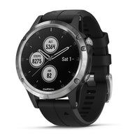 Garmin Fenix 5 Plus Multisport Running Watch 010-01988-10