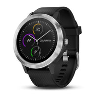 Garmin Vivoactive 3 - Black/Stainless (010-01769-01)