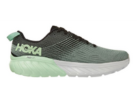 Hoka One One Men's Mach 3 - Green Ash/Black (1106479-GABC)