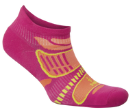 Balega Ultralight No Show Running Socks - (8924-8861) Electric Pink/Tangerine