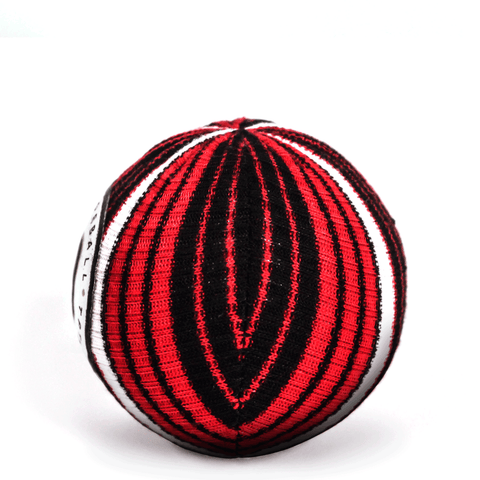 Factor Massage Ball - Red/White/Black (00262)