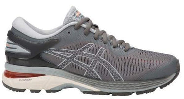 Asics Women's GEL-Kayano 25 Wide (D) - Carbon/Mid Grey (1012A032.020)