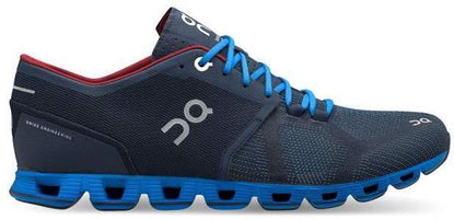 On Running Men's Cloud X - Midnight/Cobalt (20.99973)