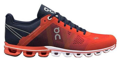 On Running Women's Cloudflow - Crimson/Midnight (15.99964)