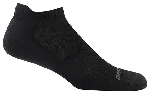 Darn Tough Men's Vertex Tab Ultra Light Cushion - Black (1774-BLACK)