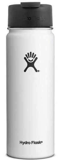 Hydro Flask 20 oz Wide Mouth with Flip Lid Coffee Bottles - (W20FP)