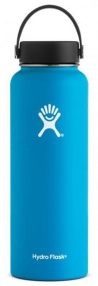 Hydro Flask 40 oz Wide Mouth Bottles w/ Flex Cap - (W40TS)