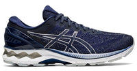 Asics Men's GEL-Kayano 27 - Peacoat/Piedmont Grey (1011A767-400) Lateral View