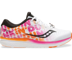 Saucony x Dunkin Youth 2019 Boston Edition Kinvara - White (SK262643)