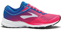 Brooks Women's Launch 5 - Pink/Blue/White (1202661B652)