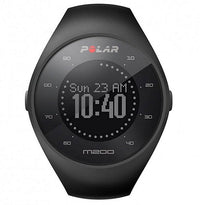 Polar M200 GPS Watch With Wrist-Based Heart Rate - Black (90061199)