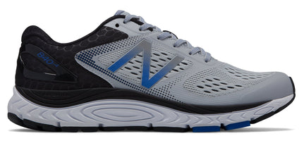 New Balance Men's 840 V4 - Silver Mink/Team Blue (M840GB4 D)