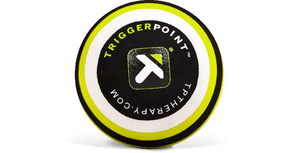 "Trigger Point MB5 5"" Massage Ball - Green/ Black/ White (00303)"