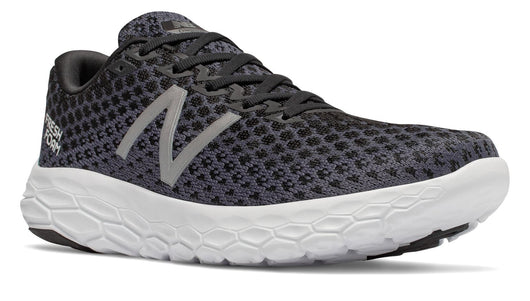 New Balance Men's Fresh Foam Beacon - Black/Magnet/White (MECNBK D)