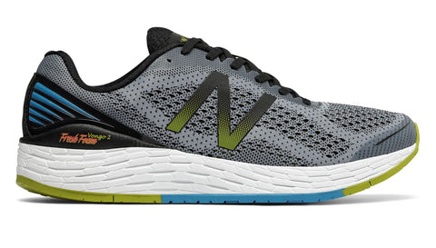 New Balance Men's Vongo V2 Wide (2E) - Reflection/Black (MVNGONM2 2E)