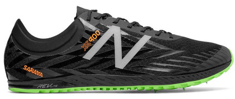 New Balance Men's XC 900 V4 Spike - Black/Dynamite (MXCS900K D)