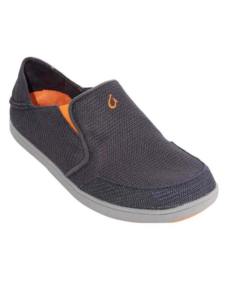 OluKai Men's NOHEA MESH Darkshadow/Darkshadow - (10188-4242)