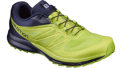 Salomon Sense Pro 2 - Navy Blazer/Lime Punch/Lime Green (L39250400)