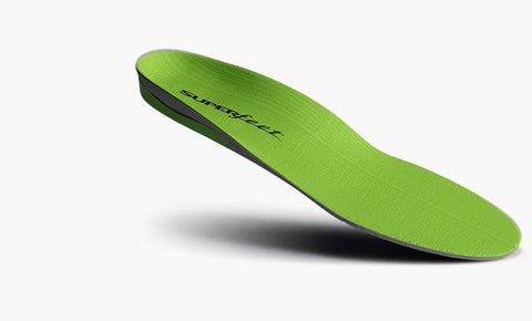Superfeet Trim-to-fit Orthotic - Green (1400)