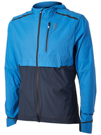 On Running Men's Weather Jacket - Malibu/Shadow (104.4247)