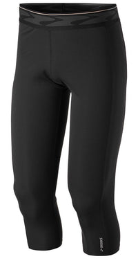 Brooks Men's All-In 3/4 Tight - Black (211210001) Running Weight Lifting Cross-Fit