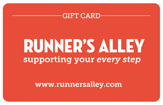 Runner's Alley Gift Card