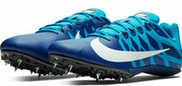 Nike Unisex Rival S 9 Track Spike - Royal/White (907564-400)