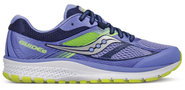 Saucony Girl's Guide 10 - Purple/Blue (S15000-5)