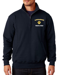 UNISEX 1/4 ZIP - TS-LITTLETON-S400-NAVY