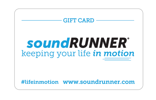 Sound Runner Gift Card