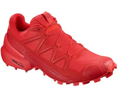 Salomon Men's Speedcross 5 - High Risk Red/Barbados Cherry/Barbados Cherry (L40684300)