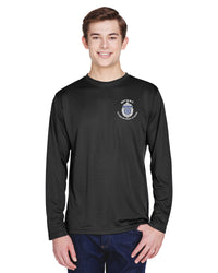 TEAM 365 MENS ZONE PERFORMANCE LONG SLEEVE - CAN-PPA-TT11L-BLACK