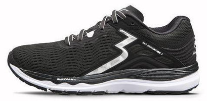 361 Degrees Men's Sensation 3 - Black/Silver (Y802-0903)