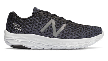 New Balance Women's Fresh Foam Beacon - Black/Magnet/White (WBECNBK B)