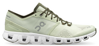 On Running Men's Cloud X - Aloe/White (40.99705) Lateral Side