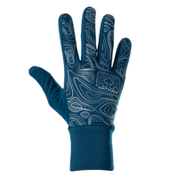 Nathan Women's Hypernight Reflective Glove - Sailor Blue (NS5510-0588)