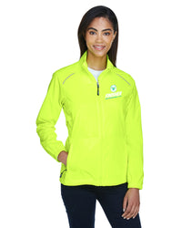 WINTER WARRIOR WOMEN'S LIGHTWEIGHT JACKET - TS-WINWARFIN-78183-SAFETYYELLOW
