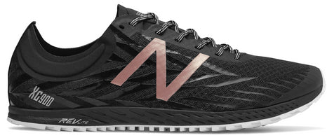 New Balance Women's XC 900 V4 - Black/Rose Gold (WXCS900E B)