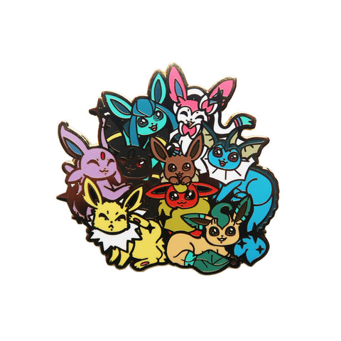 Eeveelutions Badge