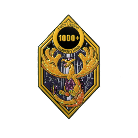 Battle Legend Badge