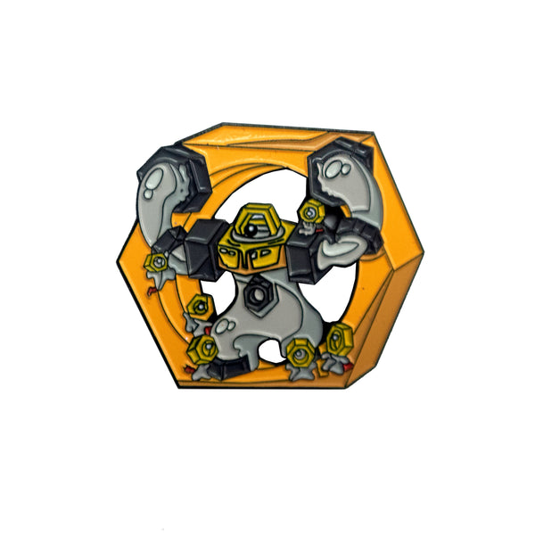 Melmetal Badge