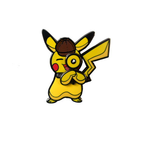 Detective Pikachu Badge