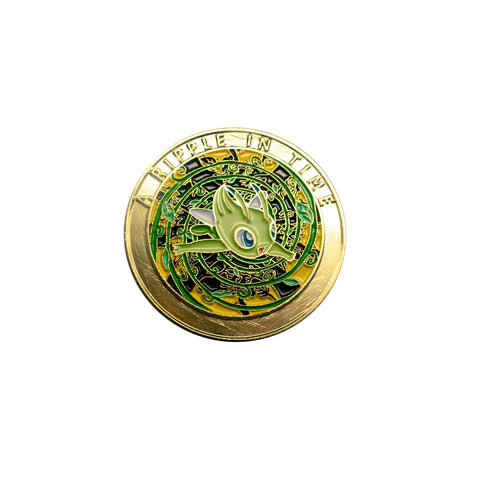 A Ripple In Time Badge (edizione limitata)