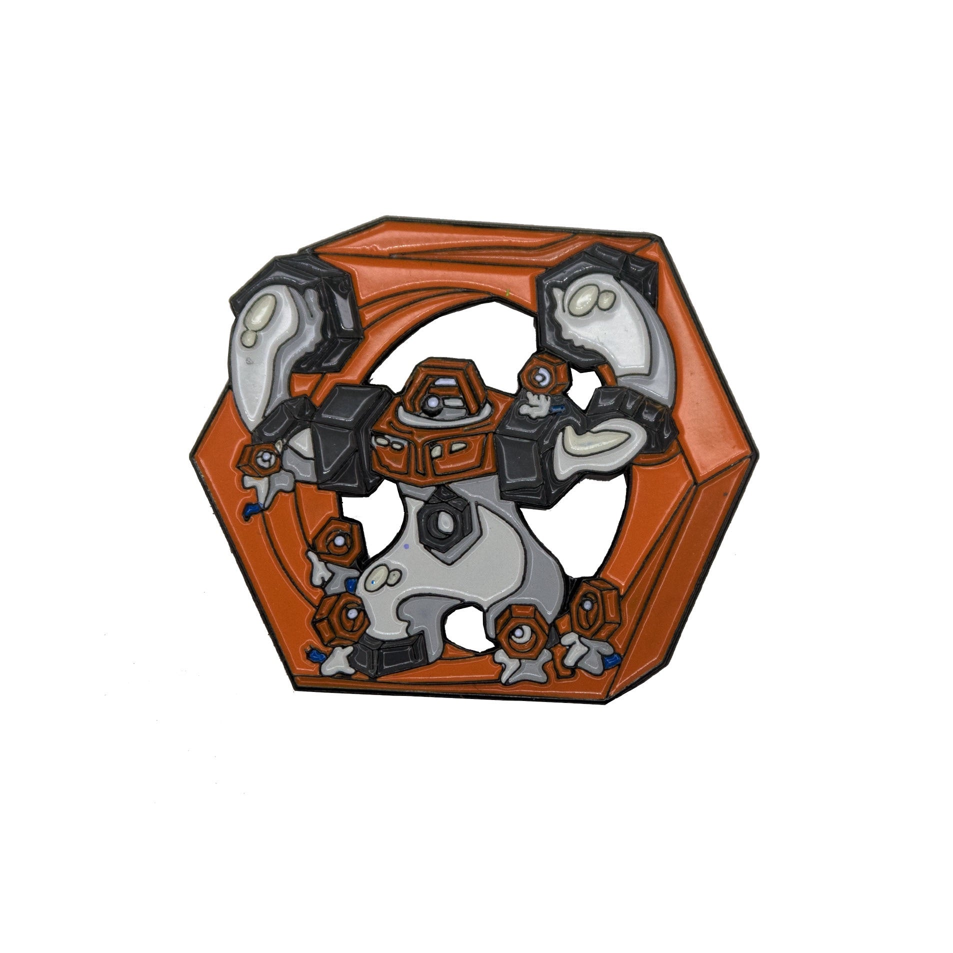 Melmetal Badge (Limited Edition)