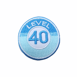 Level 40 Badge