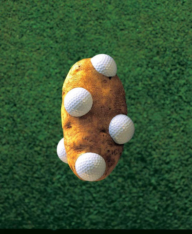 Golf Potato
