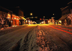 Ketchum in the Wee Hours